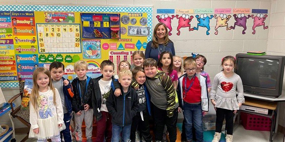 Springville Elementary teacher inspires co-workers, students
