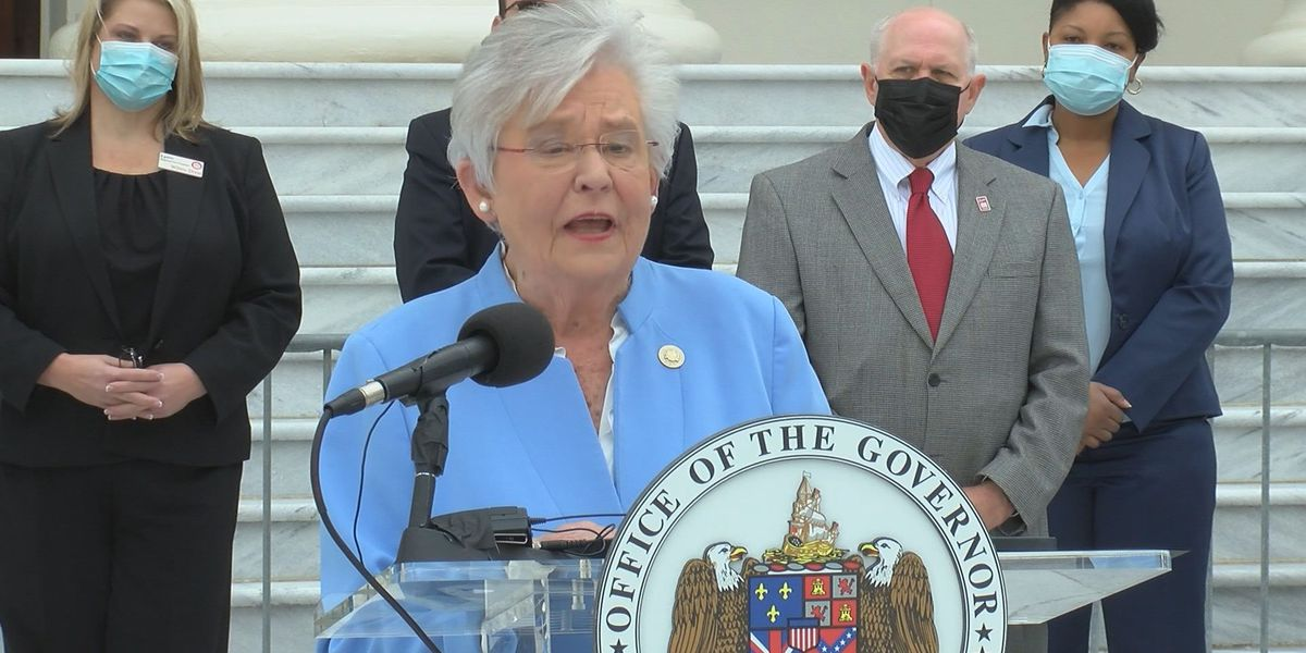Gov. Ivey declares State of Emergency for 46 counties