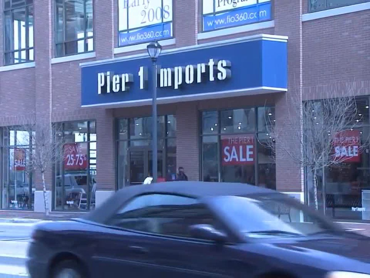 Pier 1 closing all stores; bankruptcy approved
