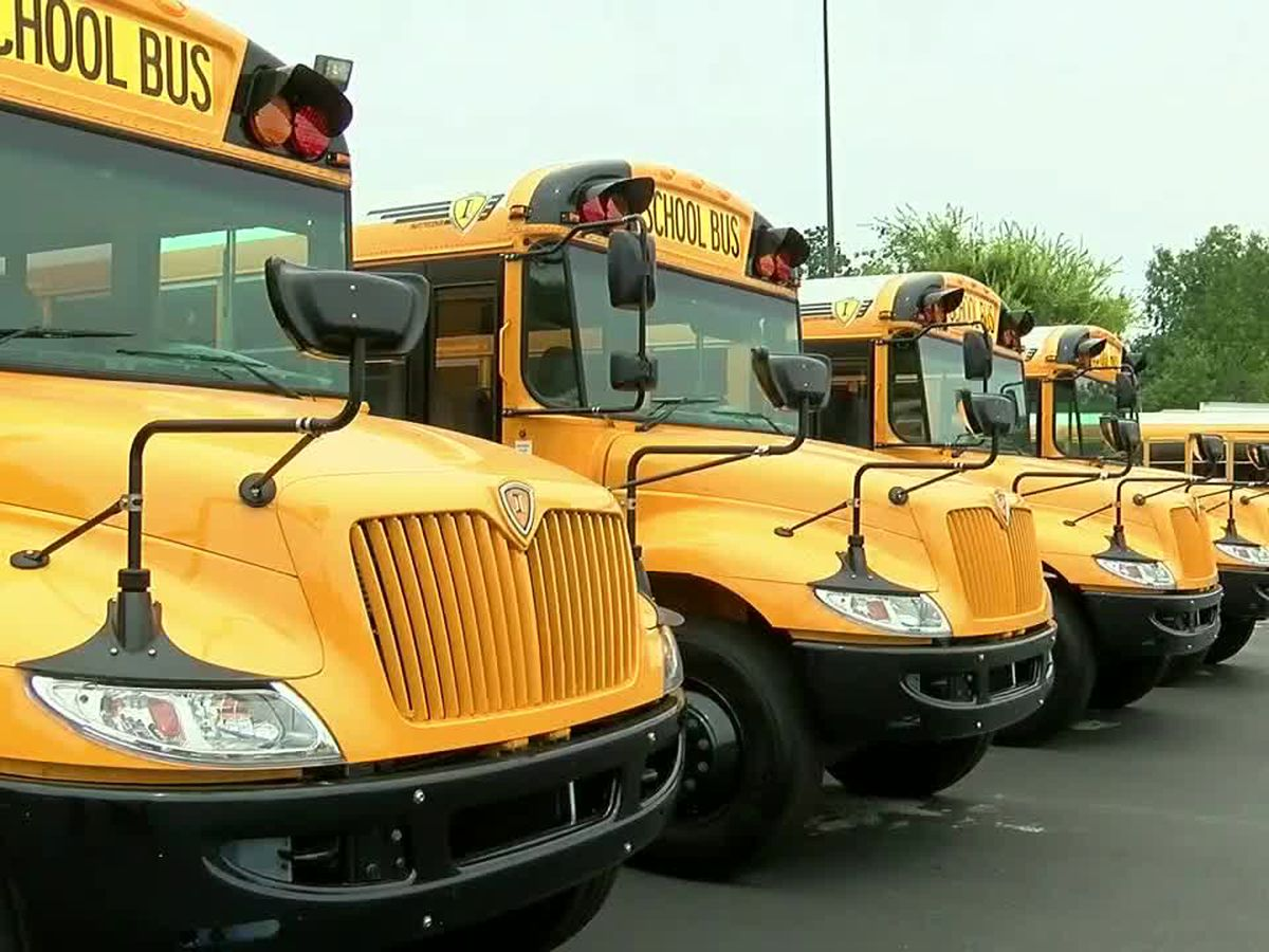 A look at the bus safety plan for Tuscaloosa County Schools