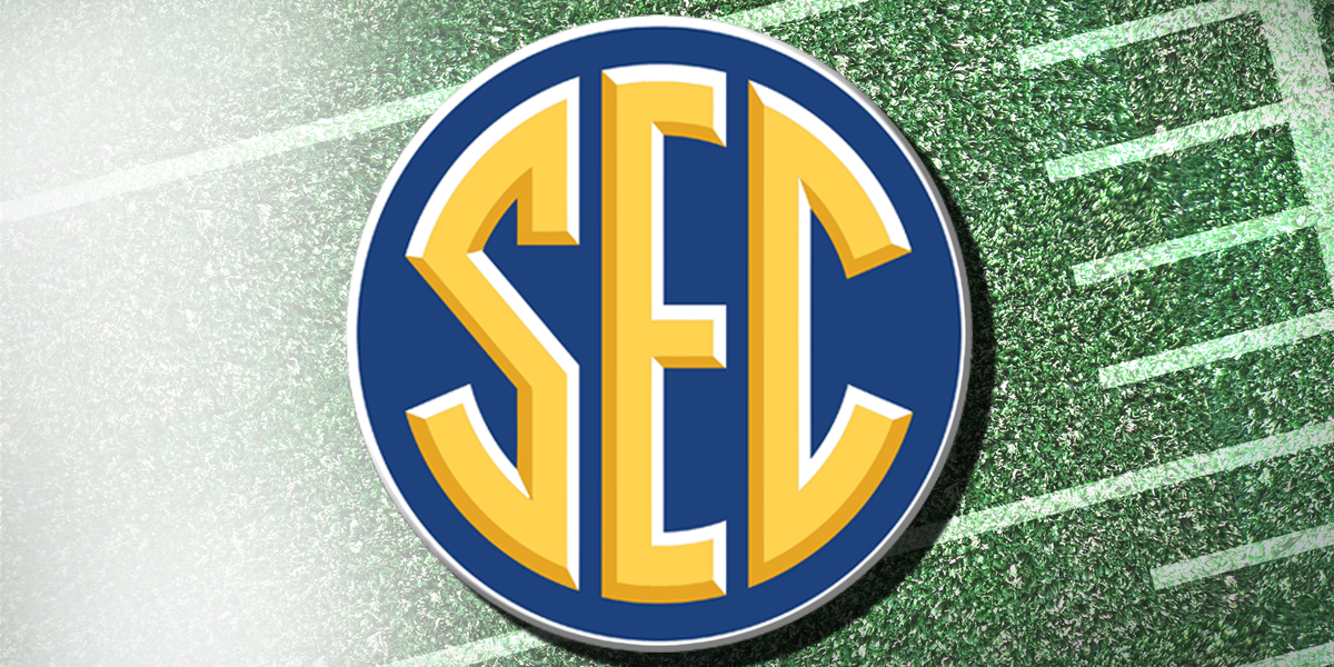 The two new SEC Football non-divisional opponents announced