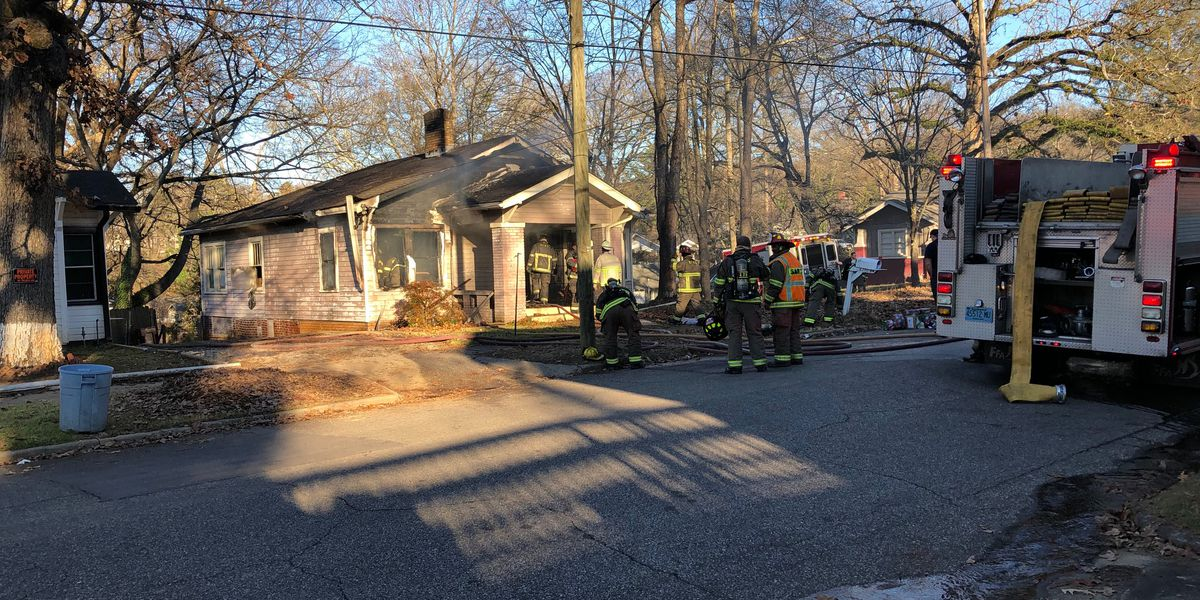 6 people displaced after house fire on 80th Street South