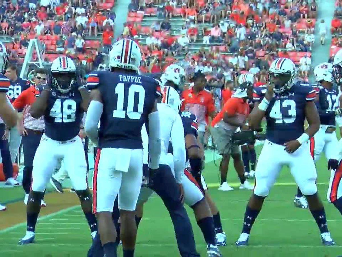 Auburn defense is ready for SEC opener