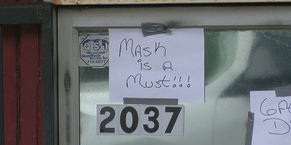 Businesses react to Birmingham extending mask ordinance