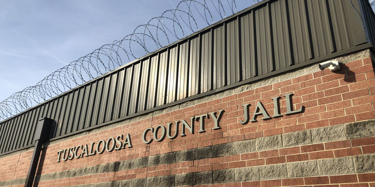 21 inmates at Tuscaloosa Co. Jail test positive for coronavirus