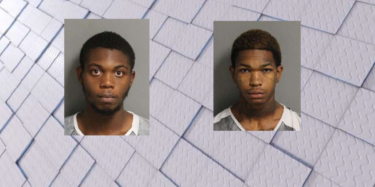 2 men arrested after vehicle stolen from Hoover apartment complex