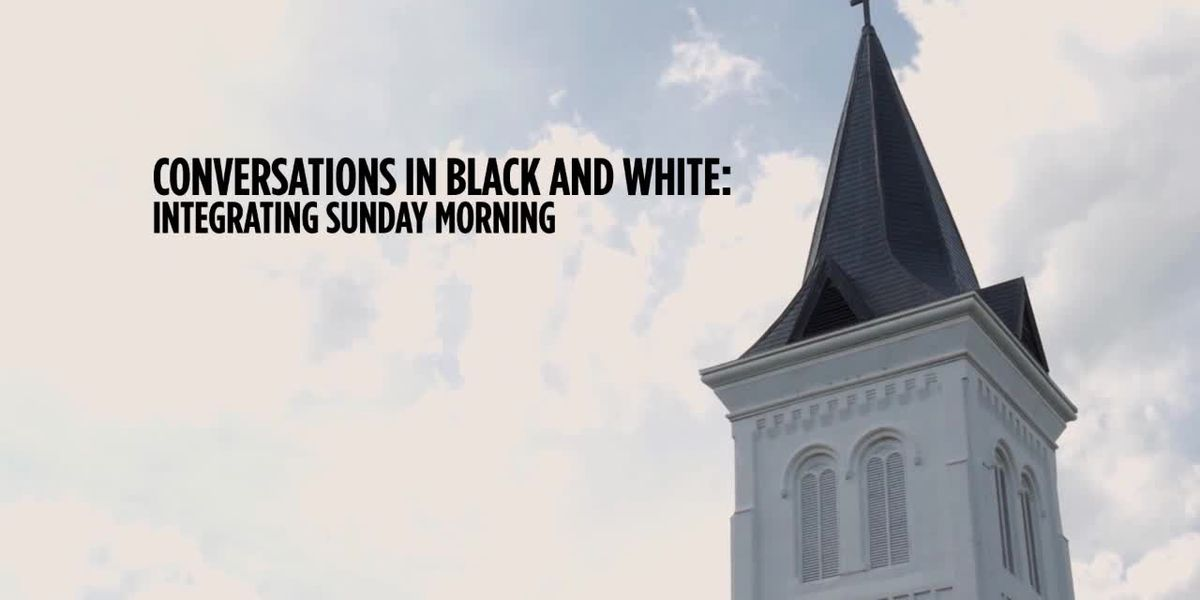 WBRC FOX6 News: Conversations in Black and White: Integrating Sunday Morning