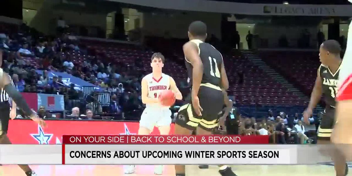 Concerns about upcoming sports season