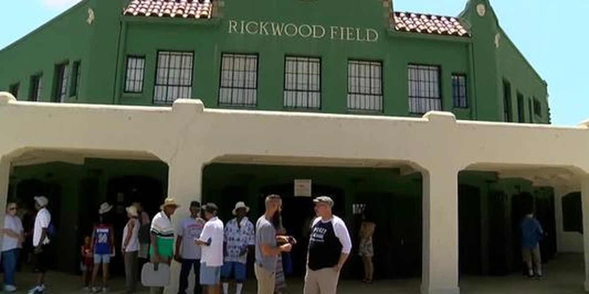 Playing the Rickwood Classic