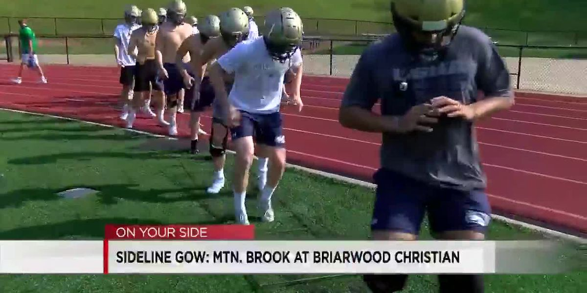 Sideline GOW: Mountain Brook at Briarwood Christian