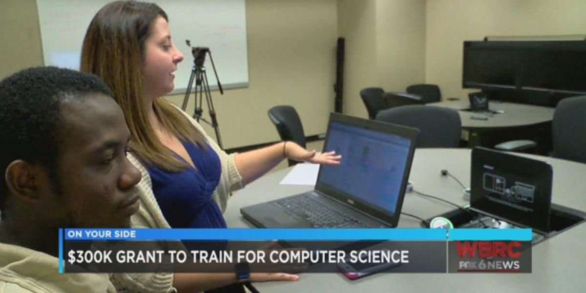 UA receives grant to train future computer science teachers