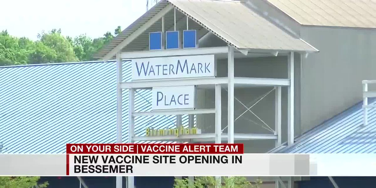 Bessemer residents are happy COVID-19 vaccination site is launching in the area