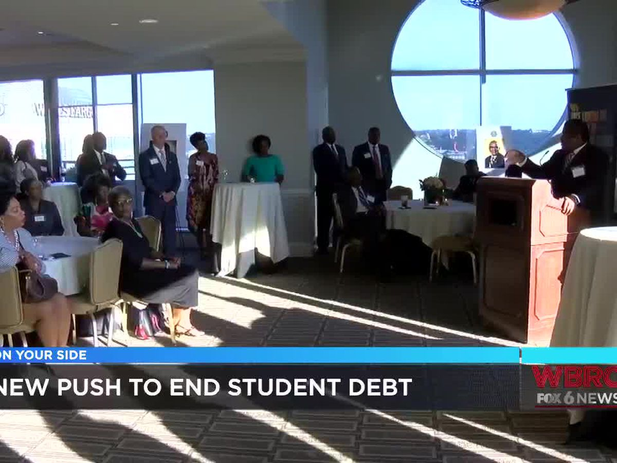 UNCF pushing to end student debt