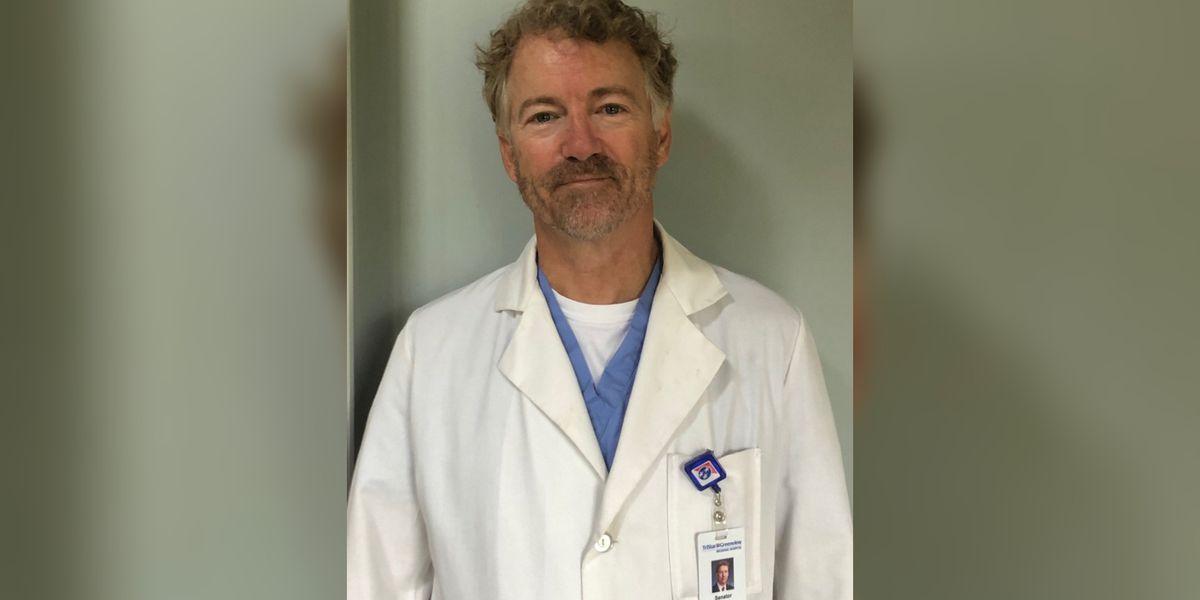 Paul recovered from coronavirus; volunteering at hospital