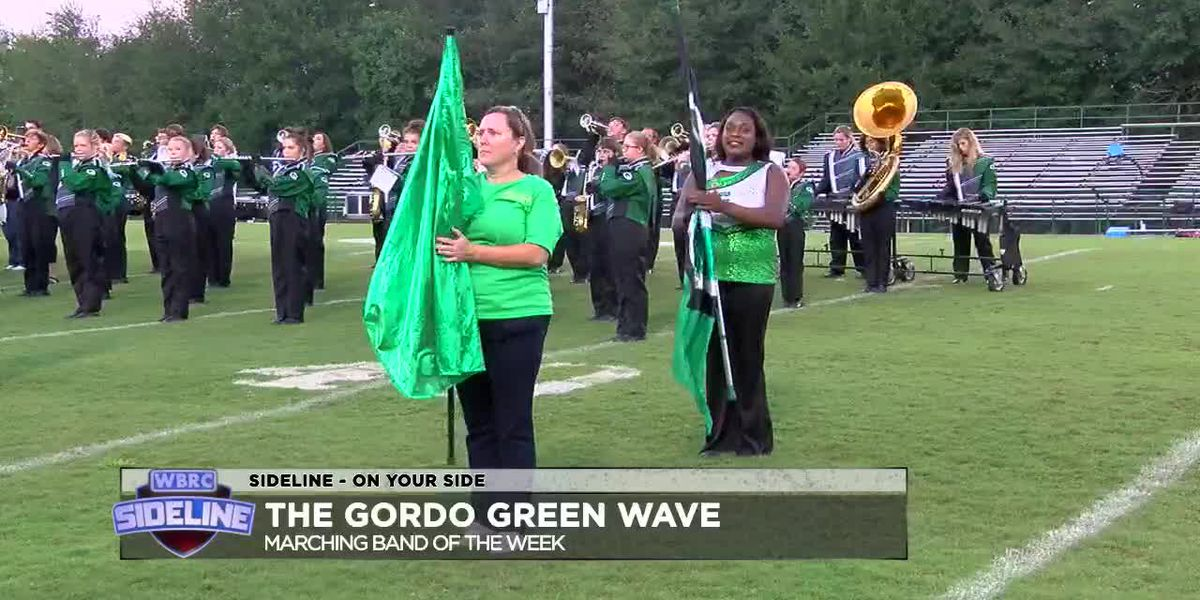 SIDELINE 2018 Week 8: Band of the Week