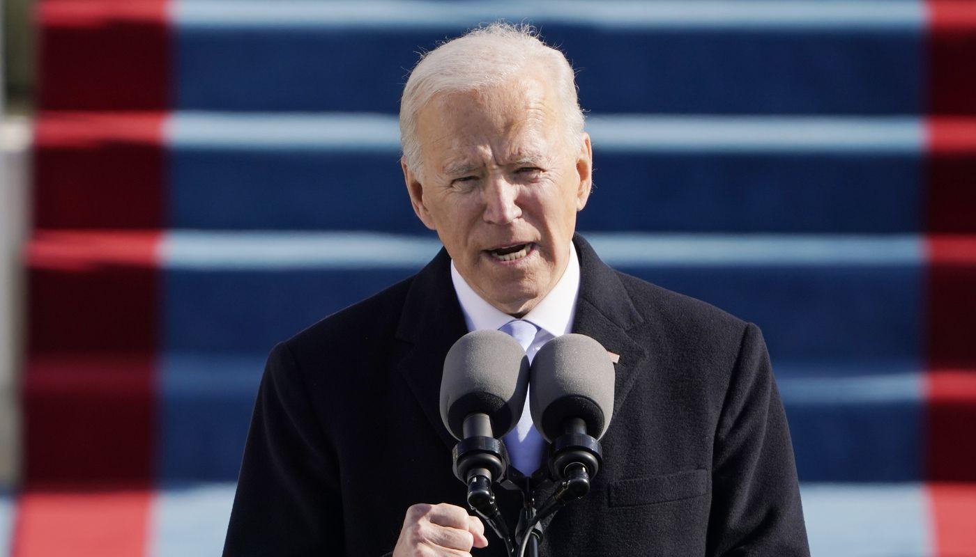 On Day One, Biden targets Trump policies on climate, coronavirus