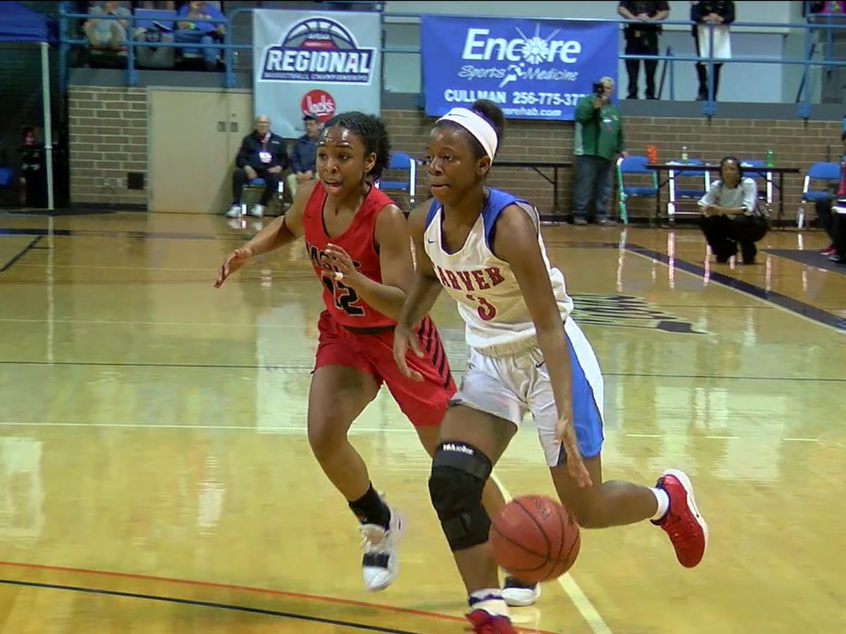 Carver girls advance in NW regional tournament