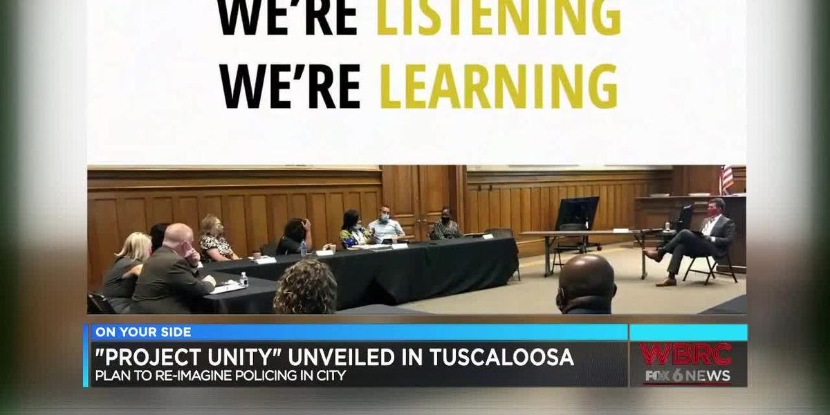 Project Unity unveiled in Tuscaloosa
