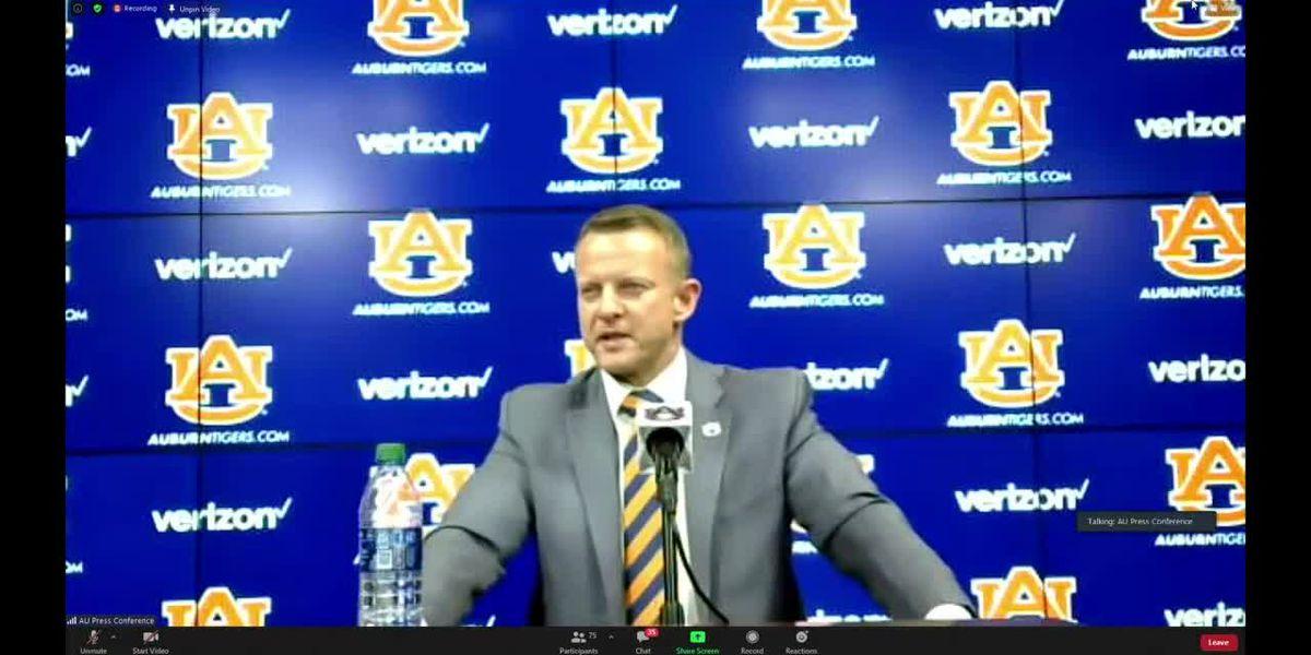 Bryan Harsin completes staff at Auburn