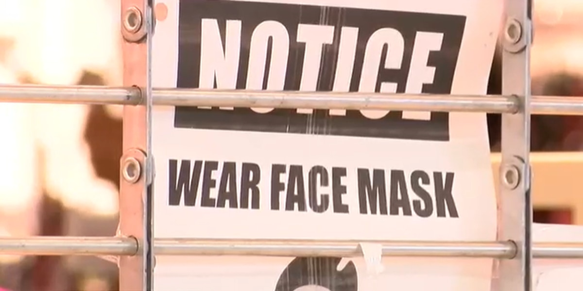 City of Tuscaloosa to distribute free face coverings July 7