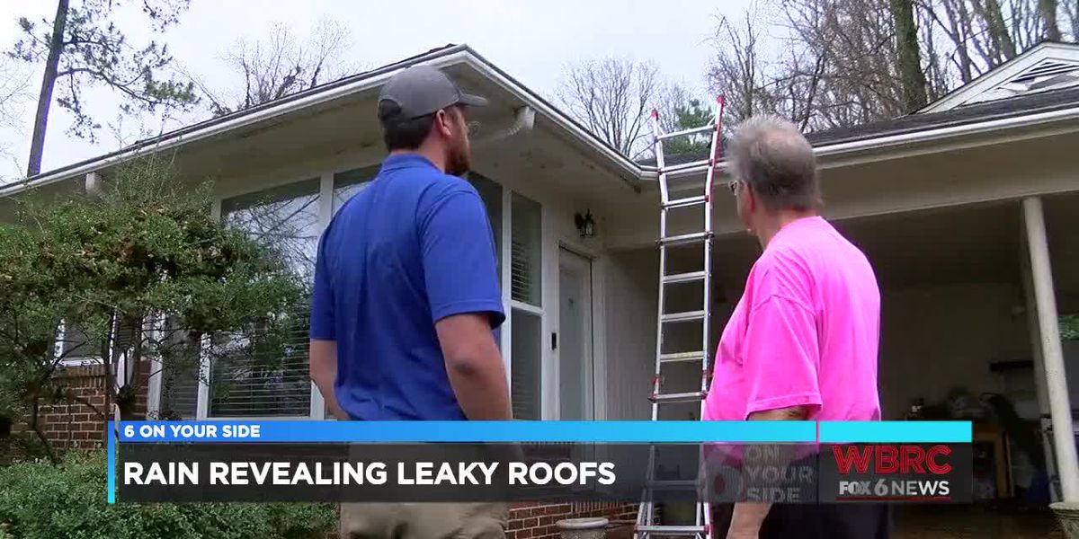 Roofing companies busy with inspections, repairs following heavy rains
