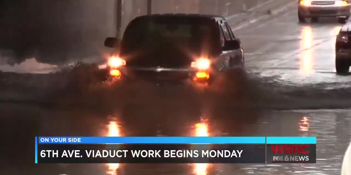 Work to begin on 6th Ave viaduct