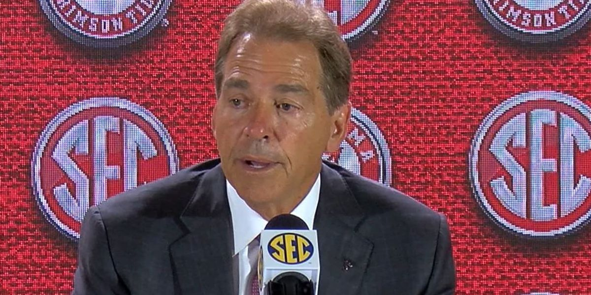 Contract extension keeps Saban in Tuscaloosa until at least 2026