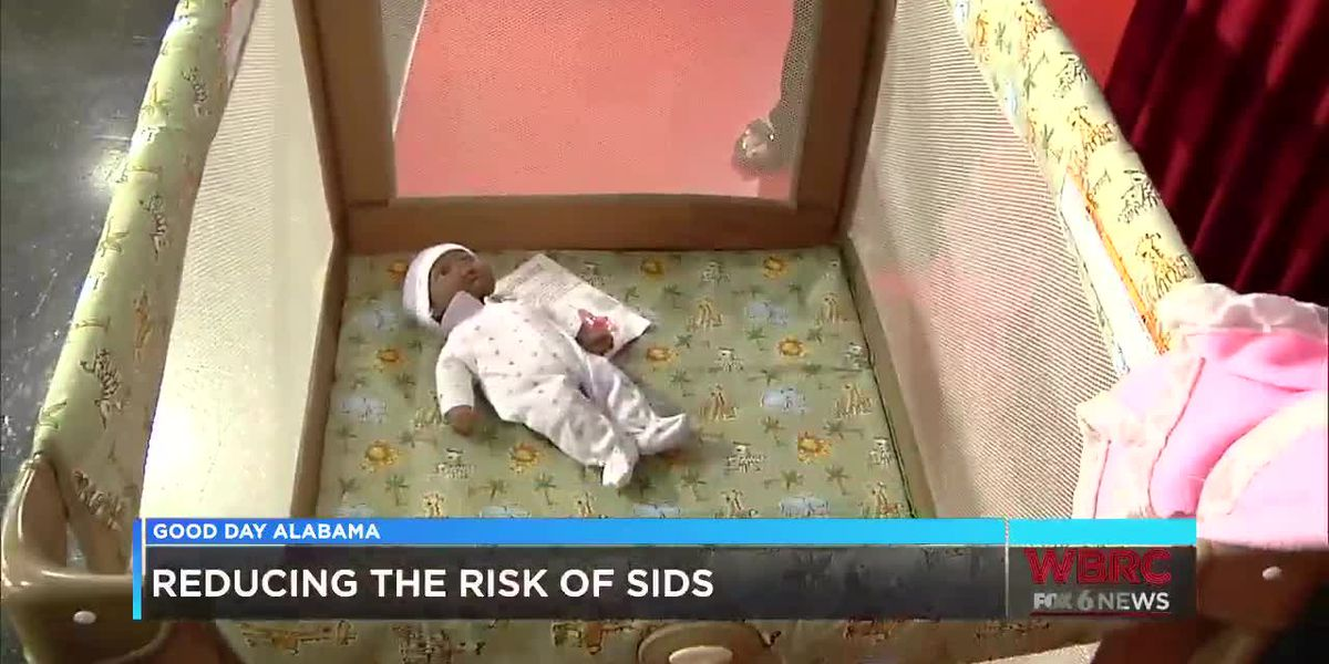 How to reduce the risk of SIDS