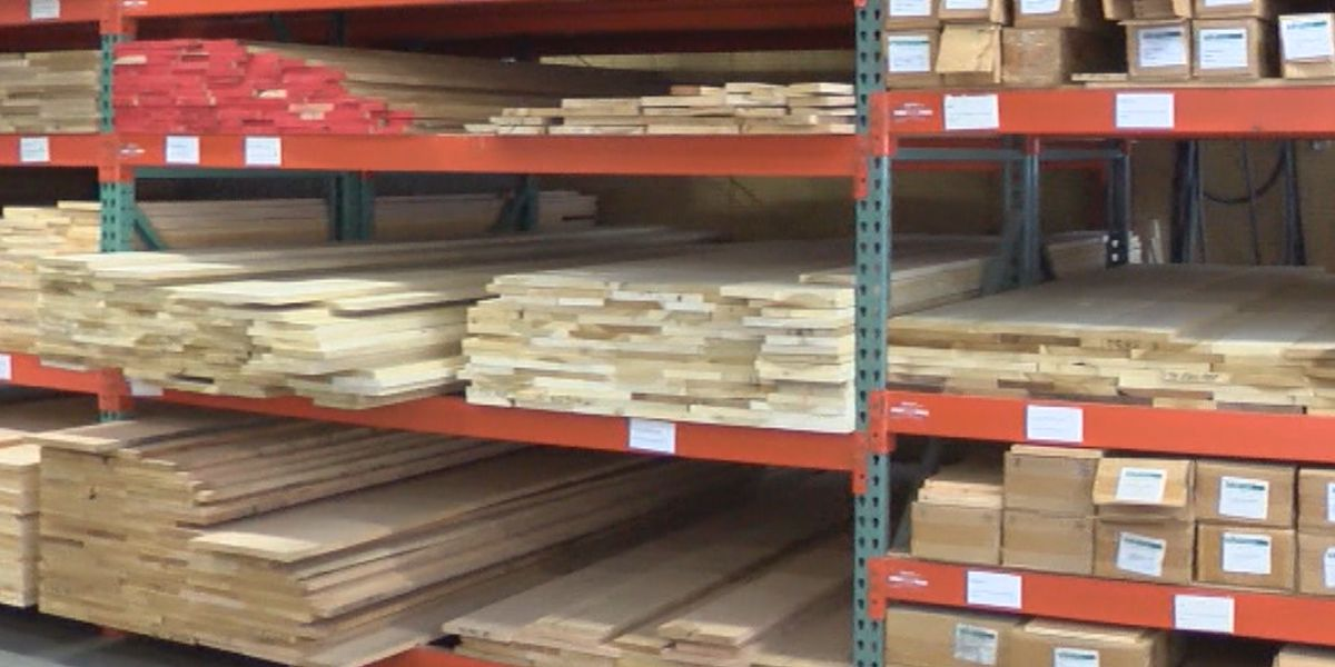 Analysts say wood prices are soaring