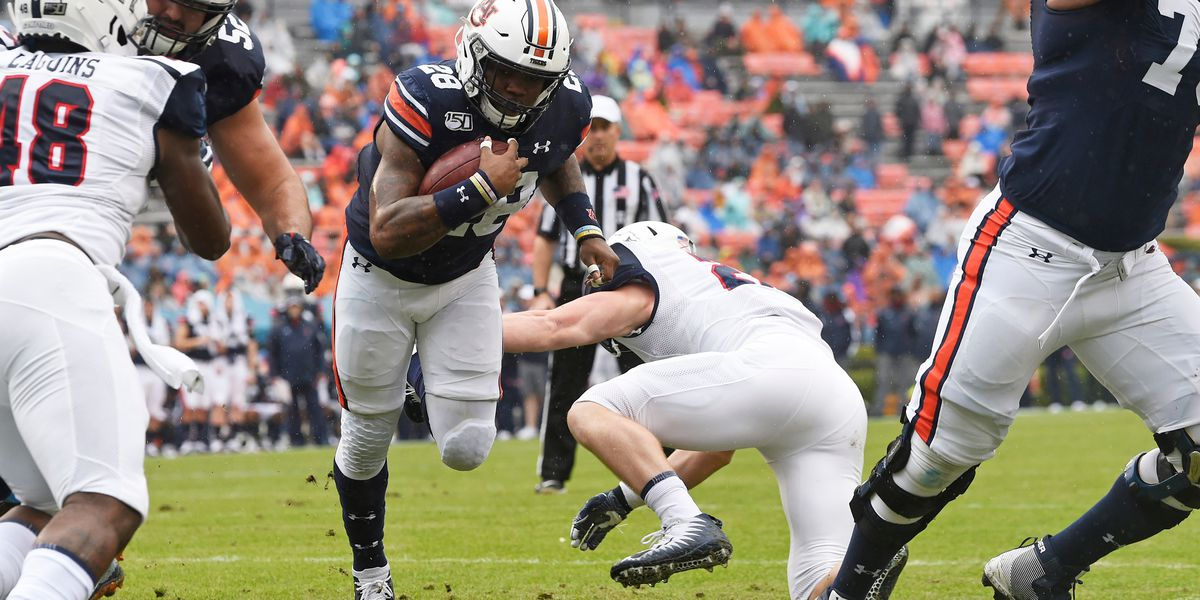 AU back entering NCAA's transfer portal