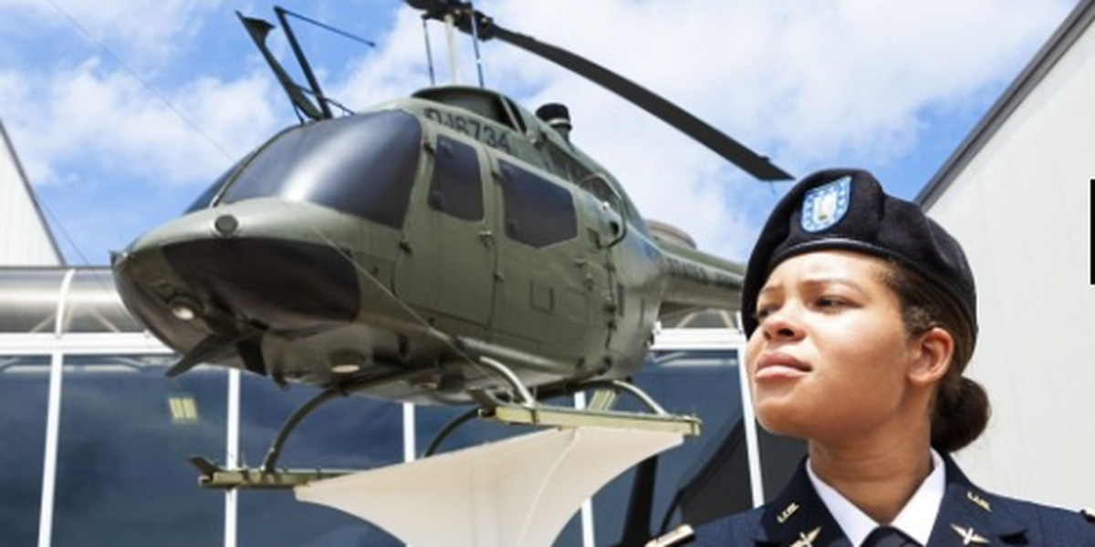 First African American female pilot in the Alabama National Guard will be honored again