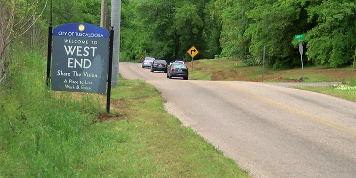 Tuscaloosa neighbors raise safety concerns over road project