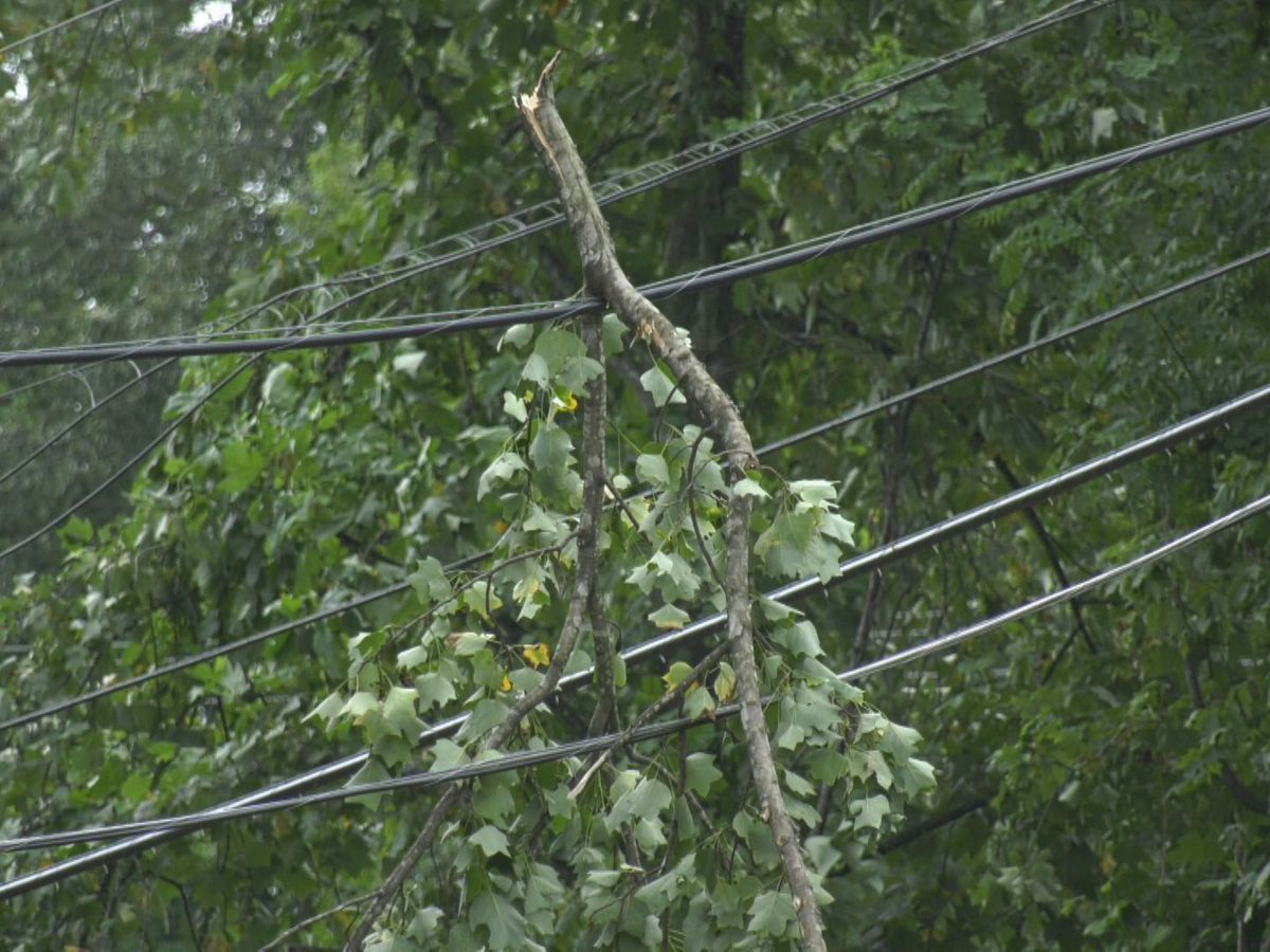 Coosa Valley Electric gives update as some 5,000 still without power