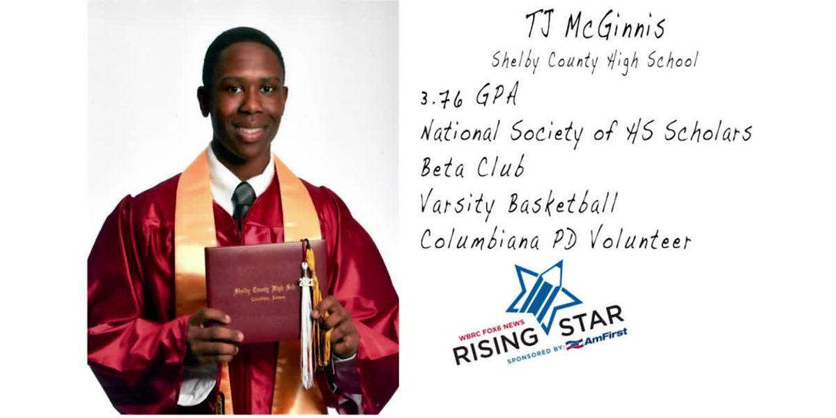 Rising Star: TJ McGinnis