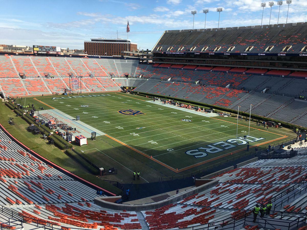 Auburn announces 20 percent capacity for Jordan-Hare Stadium; ticket plan