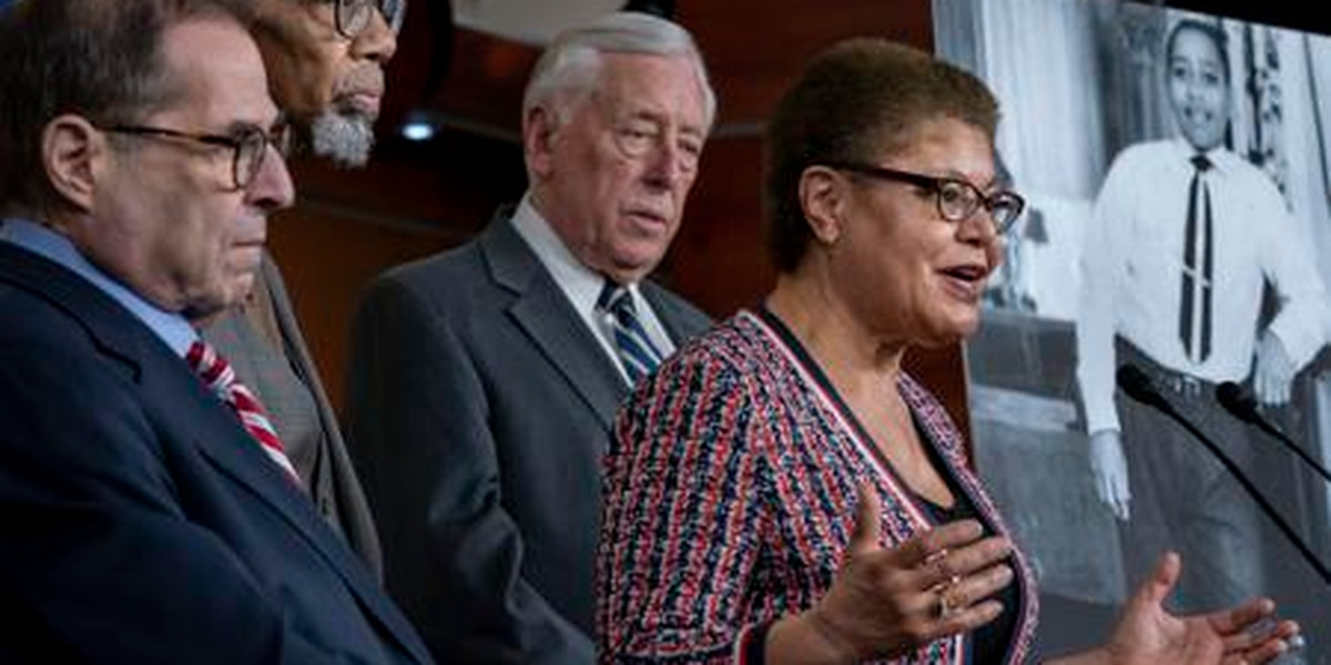 House of Representatives passes historic legislation making lynching a Federal hate crime