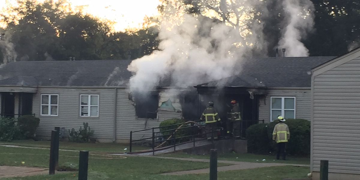 Residents displaced in Birmingham apartment fire