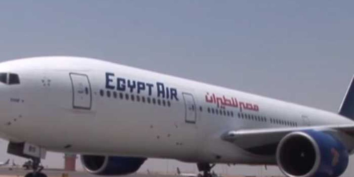 We'll have the latest on the EgyptAir flight presumed lost at 7 a.m.