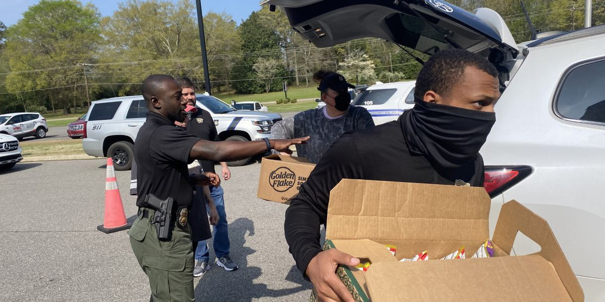 Donations pour in for Hale County storm victims
