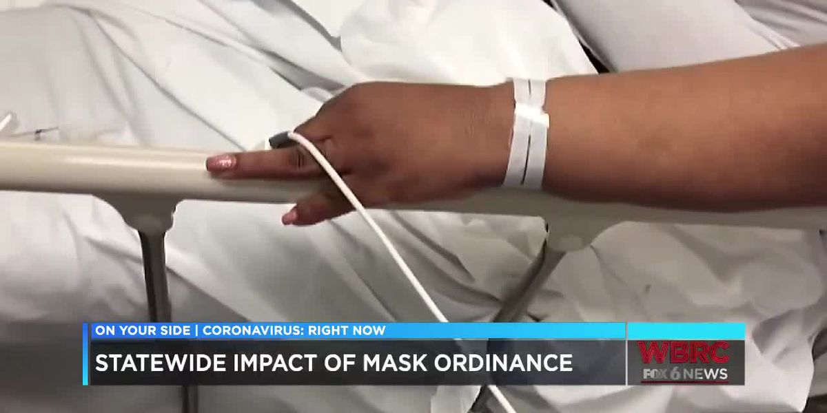 Statewide impact of mask ordinance