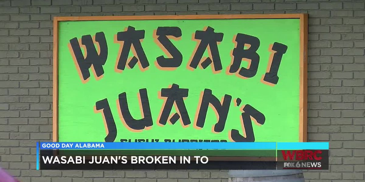 Church of the Highlands helps Wasabi Juan's