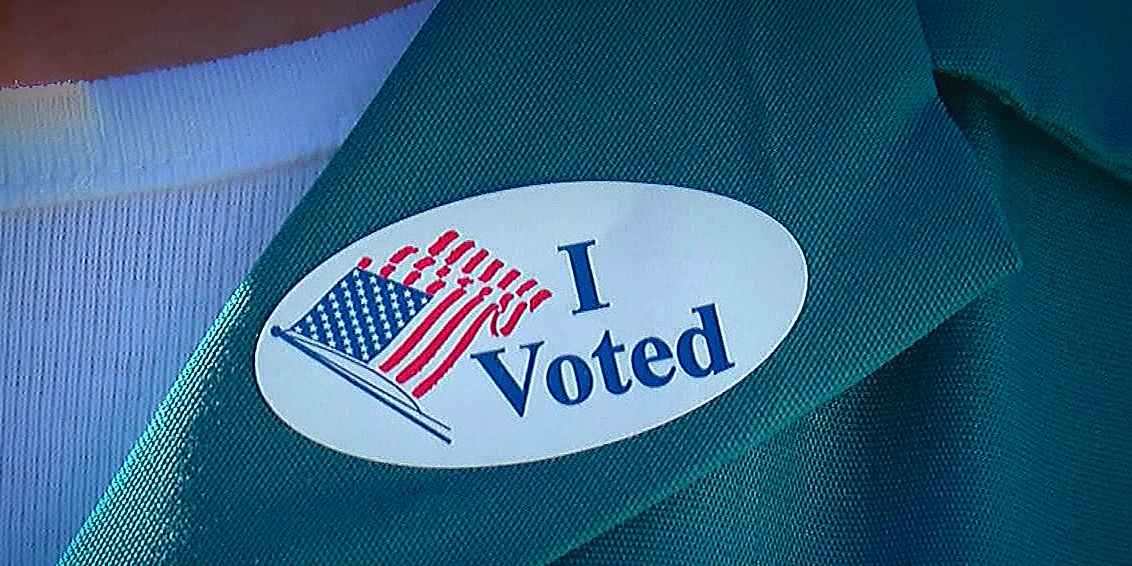 Health experts warn about germs at the polls