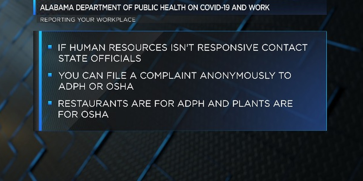 ADPH gives tips for holding workplaces accountable during pandemic