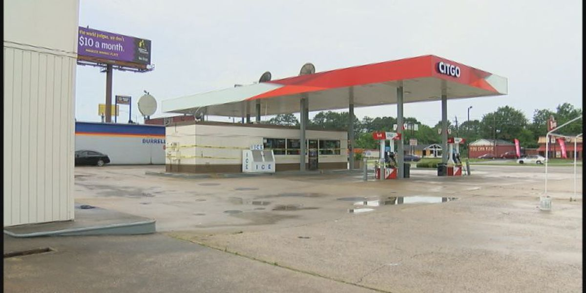 Police continue search for gas station homicide suspect