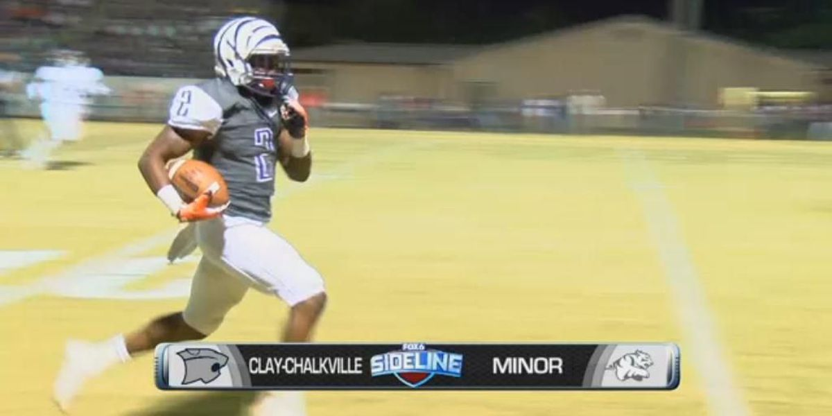 Jeh Jeh: Minor Tenacious Tigers rout Clay Chalkville