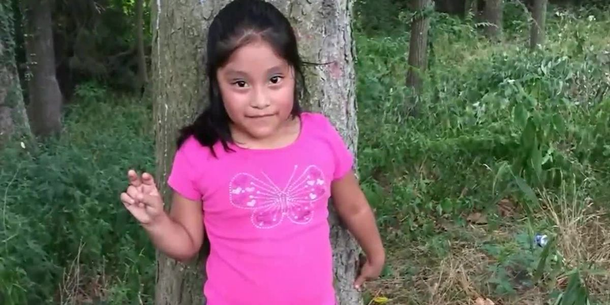 Amber Alert: Grandmother pleads for 5-year-old girl's return