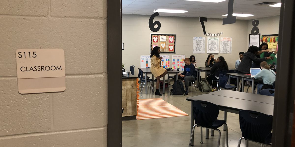 Dual enrollment classes allow Tuscaloosa City School students to earn college credit