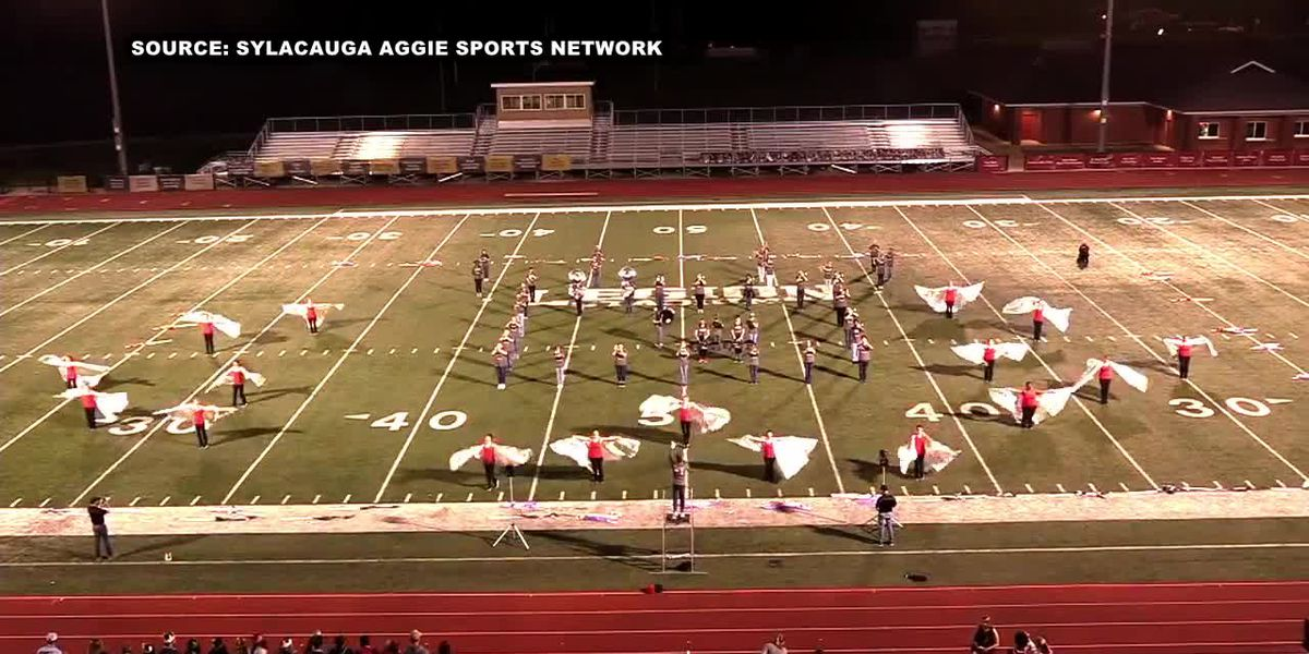 VIDEO; Sylacauga H.S. Band of the Week