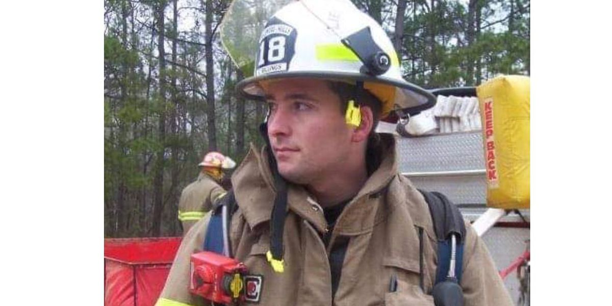 Tuscaloosa firefighter battling COVID-19 returns home