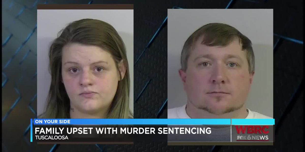 Family upset with Tuscaloosa murder sentencing